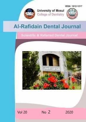 Al-Rafidain Dental Journal